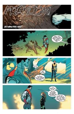 Kris Anka - Uncanny X-Men #600 p.8